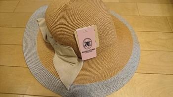 伊藤忠ファミリフェア帽子.JPG